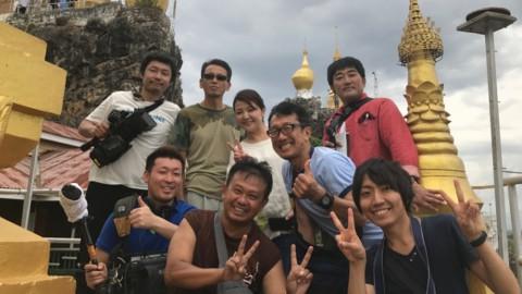 ABC朝日放送 テレビ番組『世界の村で発見!こんなところに日本人』ミャンマー農場が放映されました
