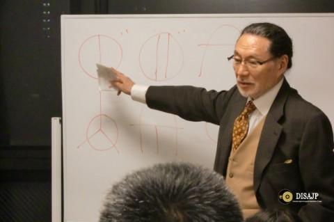 2018年3月当社研究顧問 森昌夫先生が台湾訪問
